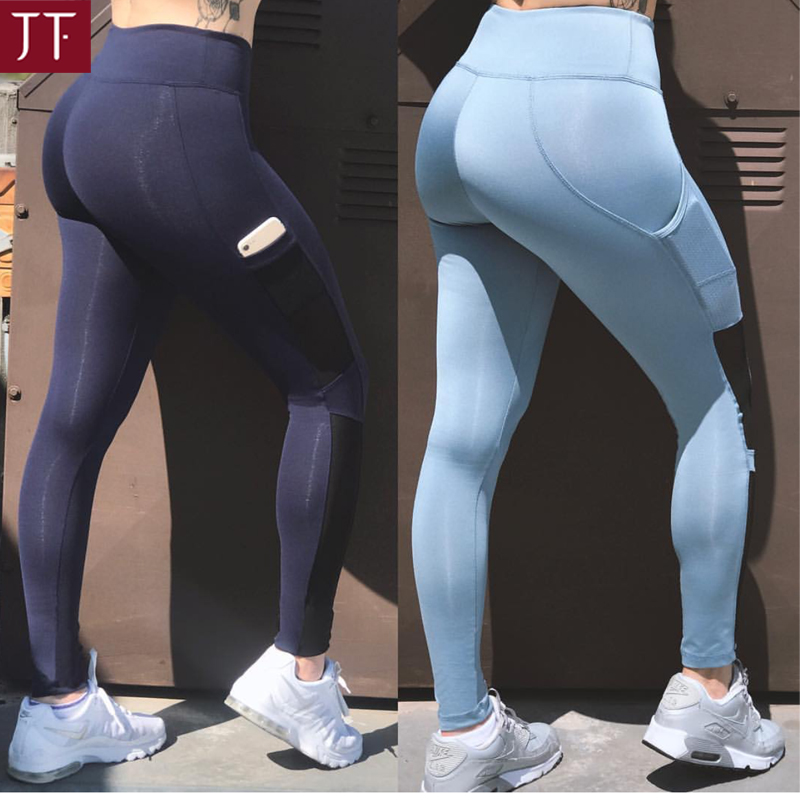Custom Supplex Sports Yoga Fitness Gym Printing Leggings For Women