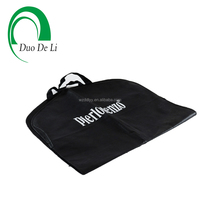 Custom made Promotional home men's suit cover bag with logo