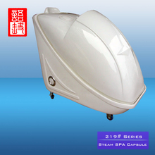 Australia Wet Steam Shower Ozone Sauna Spa Capsule
