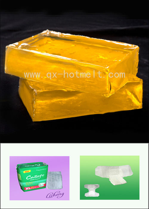 Hot Melt Construction <strong>Adhesive</strong> for Hygiene Product