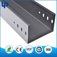 Perforated Stainless power cable tray