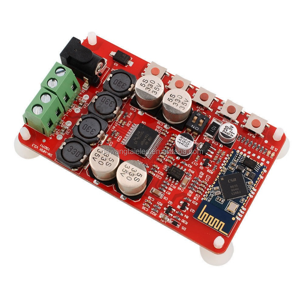 TDA7492P Bluetooth Audio Receiver Amplifier Board Module 50W 50W