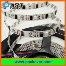 Factory price 2 years warranty CE&RoHS digital 5V 32LED RGB ws2801 LED strip
