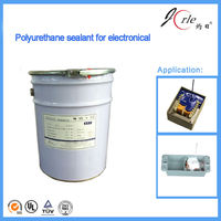 mastic polyester for pouring electronic
