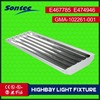 cold-rolled steel housing lighting fitting led linear high bay light