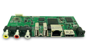RoHS OEM PCB Assembly china factory