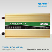 pure sine wave inverter DC to AC solar inverter 2000w 110v 220V solar power inverter