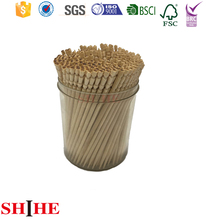 toothpick China factory wholesale Disposable birch wooden toothpick