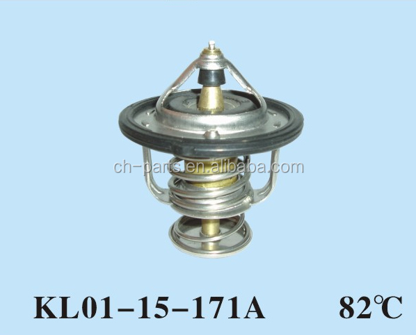 Car Electronic Auto Thermostat For Mazda Protege KL01-15-171A