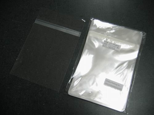Clear Poly / Cello Protector Sleeves And Bags To Protect Your