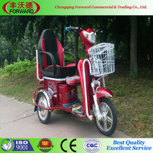 Electric Three Wheeler Bike From China
