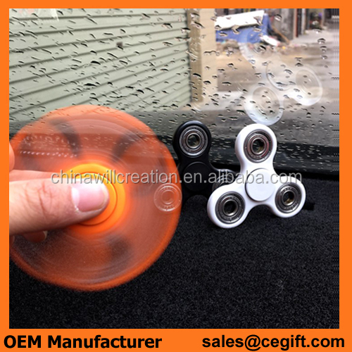 Ceramic/Steel Ball Bearing Spinner Fidget Toy
