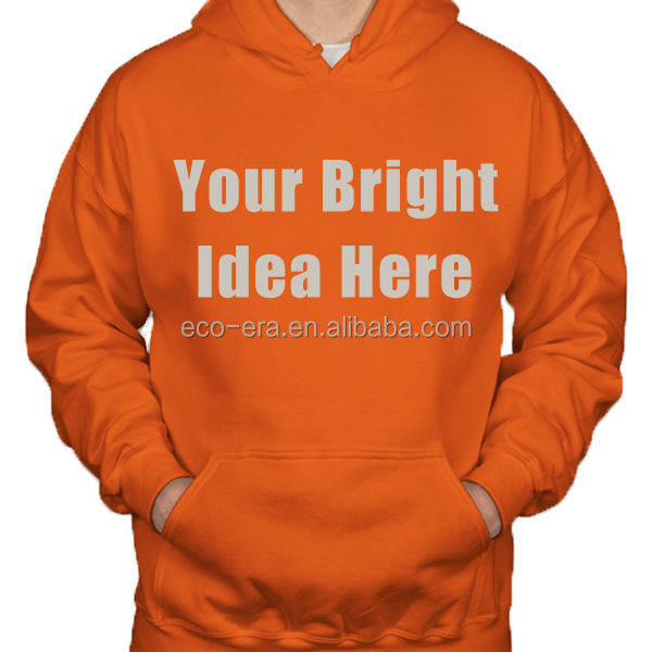 High Quality Customise Make Your Hoody By Guangzhou Wholesale Hoodies Clothing Advertising Promotional Products