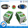 energy-saving CCM300 mini machine hho car/hho engine carbon clean for motorcycle