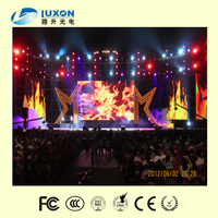 P7.81 video LED Display screen for stage background