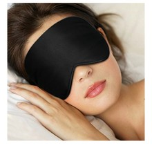Comfortable Luxury Fashion Memory Foam Sleep Covers 3D Eye Mask With Ear Plugs