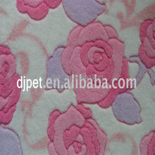 3D printed new style of soft fleece fabric
