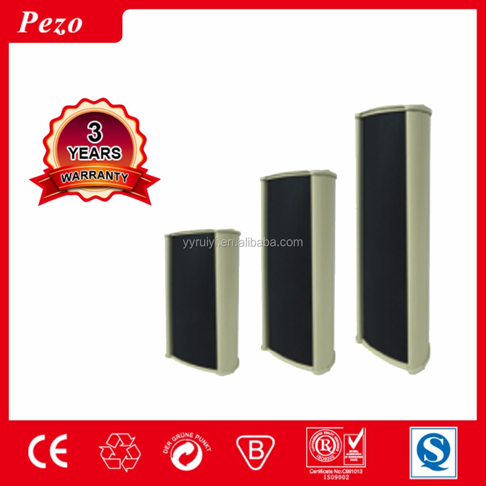 180*115*(375/495/620/775/905)mm Column speaker for church outdoor public address system