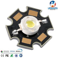ebay china sell 3W white Bridgelux chip led