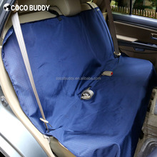 High Quality Water Proof Oxford Fabric Pet Dog Back Seat Cover Mat Hammock for Automatic and SUV