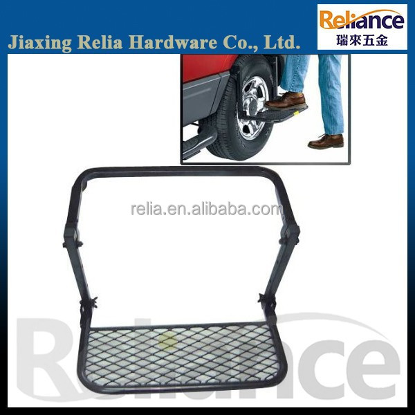 Steel Adjustable Wheel Step for Trucks Vans and SUV TRUCK
