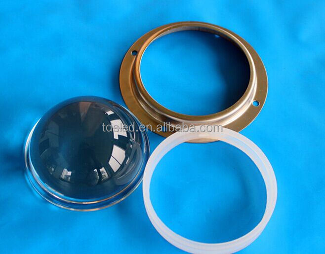68mm aspheric / spherical round glass lens