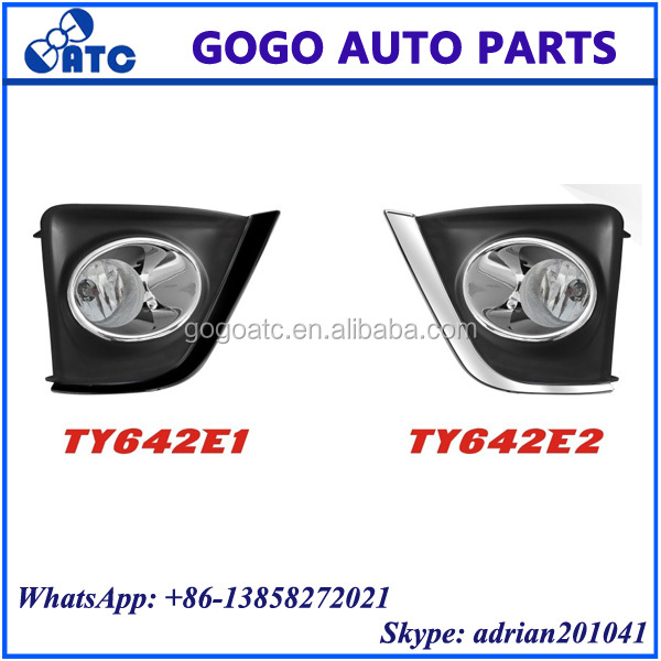 FOR TOYOTA COROLLA / ALTIS 2014-2016 FOG LAMP FOG LIGHT