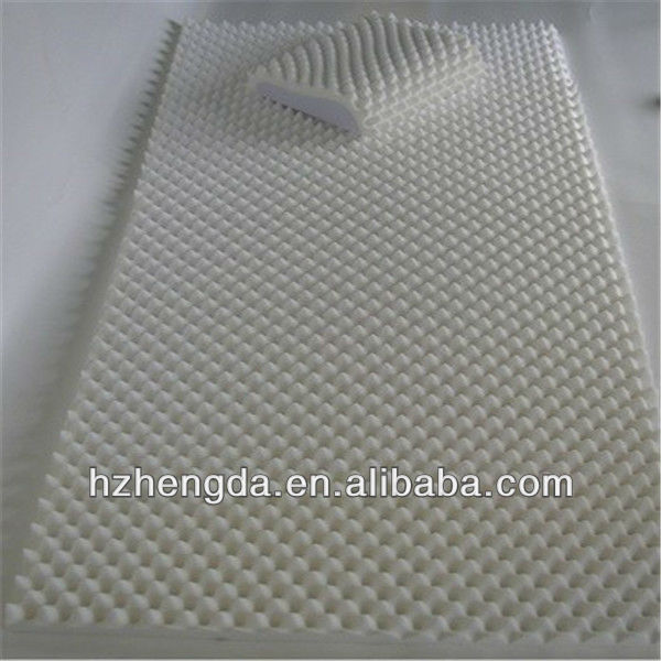 Hot sale massage memory foam mattress /pillow