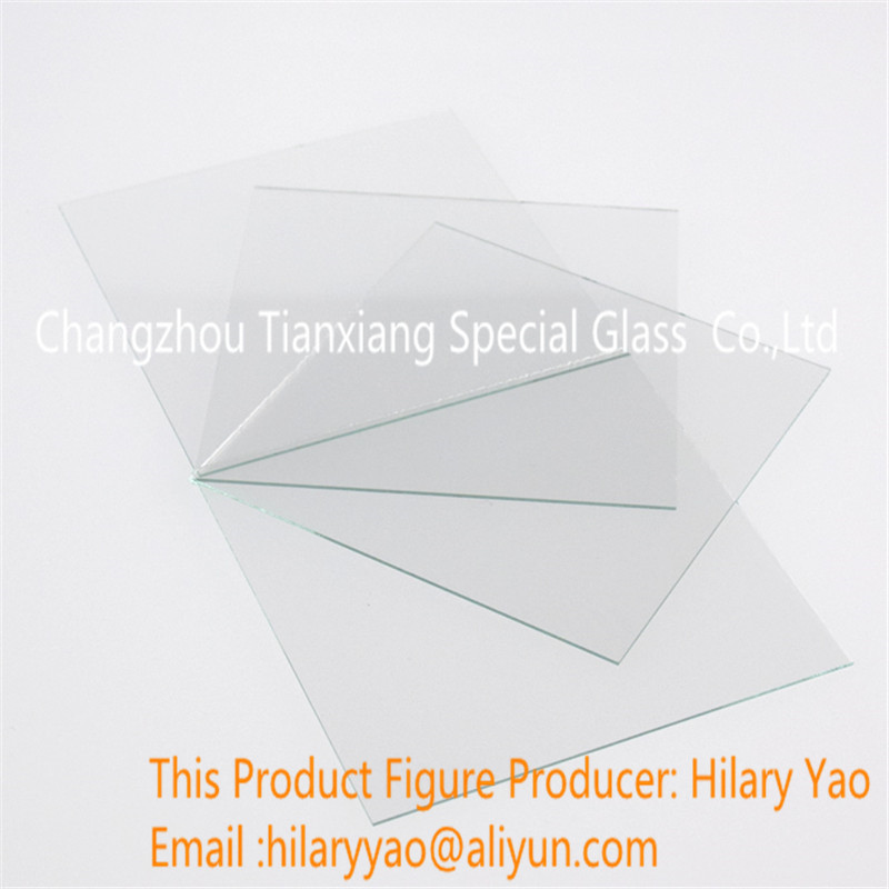 ITO Glass Customized Sizes High Stability Glass Wafer For Optical Windows And Lenses