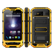 MTK6582 Quad Core 4.0 inch IP68 waterproof android rugged alps mobile phone with NFC