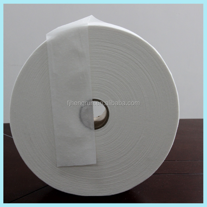 Virgin wood pulp Airlaid paper roll