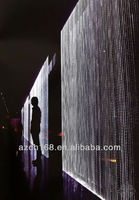 Decorative indoor water wall fountains