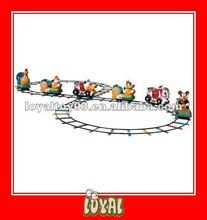 China Produced rc solar toy car solar train with good quality and Cartoon Locomotive