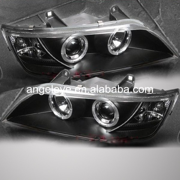 1996-2002 Year For BMW Z3 LED Angel Eyes Head Lamps Headlights SN