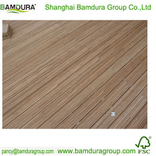 outdoor eco forest solid bamboo flooring