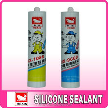 Adhesive for large plate glass