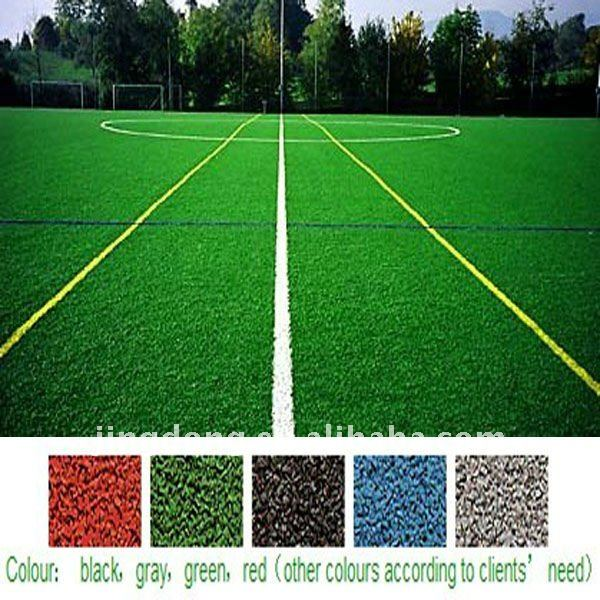 1-3mm colorful epdm rubber granule for Sports Field