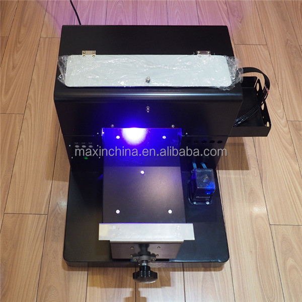 Factory Price of Max DTG A4 small uv printer