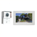 Home intercom door phone door entry video security camera