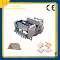 Automatic paper file cover/folder die cutting machine die cutter punching machine