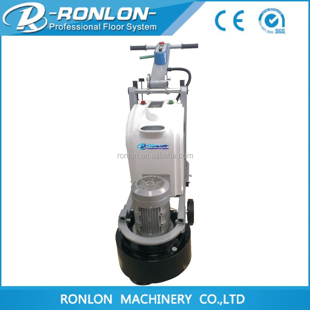 R460 New Style Concrete Floor Grinding and Polishing Machines