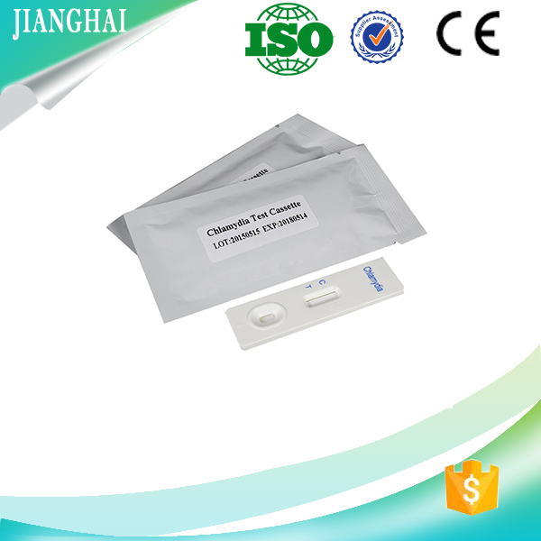 good quality chlamydia rapid diagnostic test kits of ISO9001 Standard