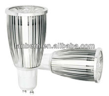 2013 new products high lux MR16 GU10 E27 10w LED Spot lighting CE&ROHS 3years warranty