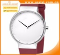 Hot sale latest design 3 atm waterproof japan movt quartz wrist watch stainless steel