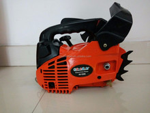 Garden tools small Gas gasoline Chainsaws 2500 with 12 inch guide bar