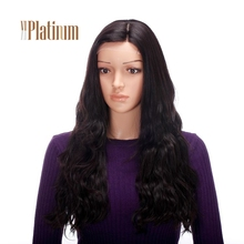 High Qualtiy Lace Front Jewish Kosher Human Hair Wigs With Baby Hair