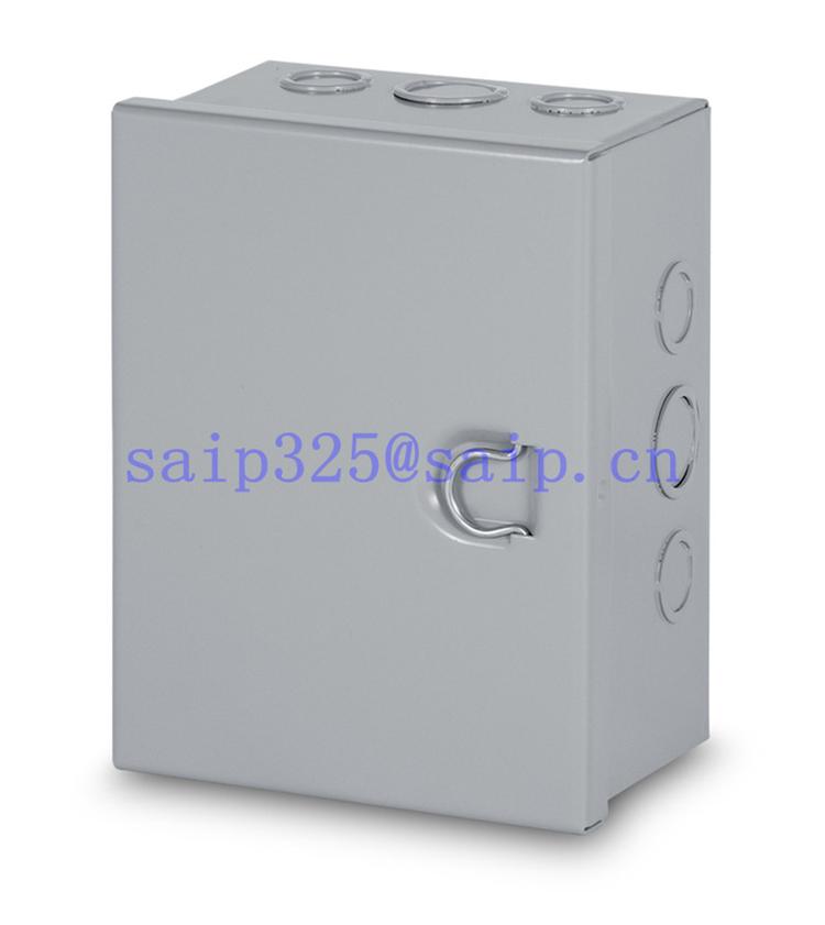 Electrical Weatherproof Lock Box: Waterproof Electrical Metal Lock Enclosure Distribution