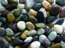 colored decorative pebble stone for swimming pool