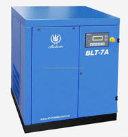 Low Cut Crazy Selling silent screw type air compressor