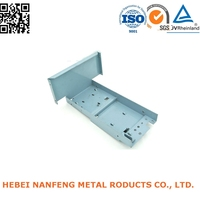High Quality Assembled Welding Steel Case Producer in China